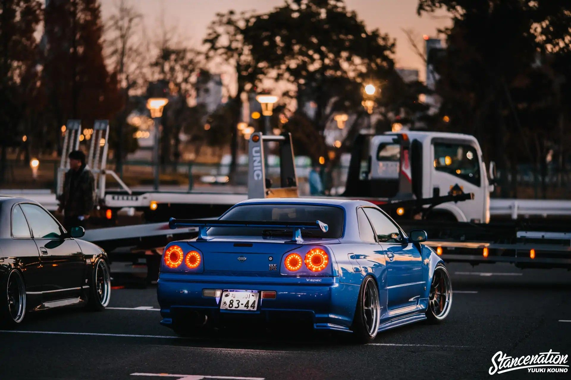 Nissan Skyline Gt R V Spec Bnr34