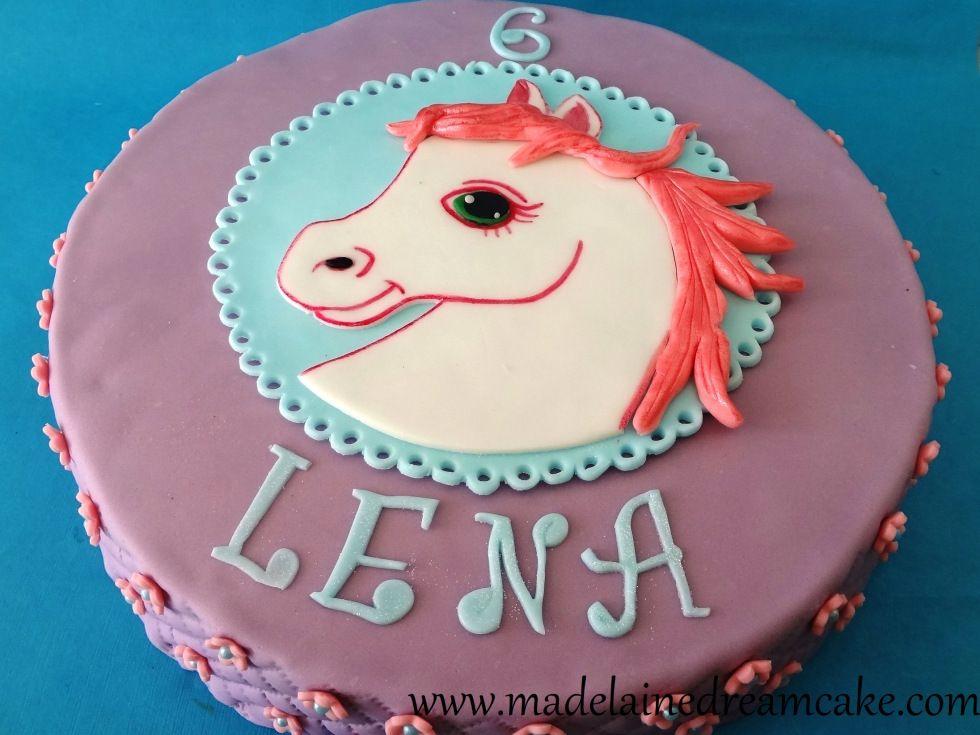 Rossli Torte Kann Susses Sunde Sein Pferd Torte Pferde Kuchen Kinder Kuchen