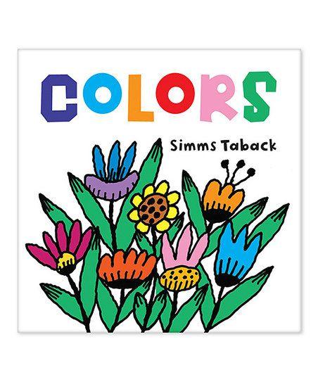 Blue Apple Books Colors Board Book | zulily | Children\'s Books to ...