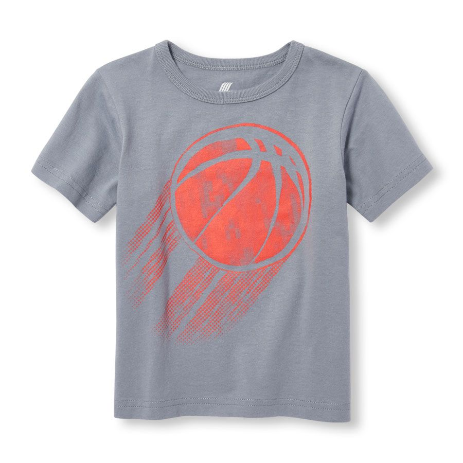 Toddler Boys PLACE Sport Short Sleeve Statement Graphic Tee