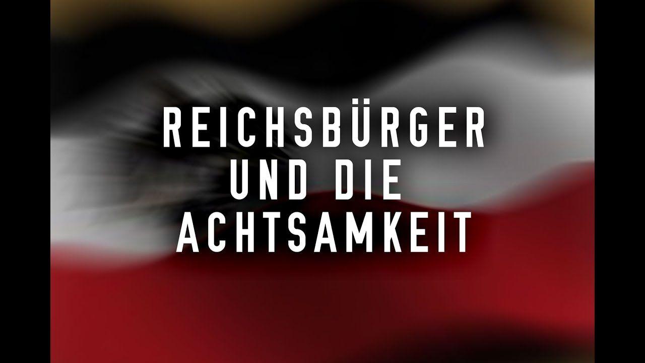 Die Reichsdeutschen Und Die Achtsamkeit Heike Werding Die Bundesrepublik Deutschland Der Bundestag Diffamierung