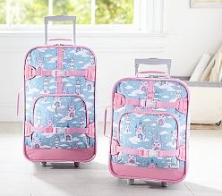 Kids Luggage Sets & Kids Overnight Bags | Pottery Barn Kids ...