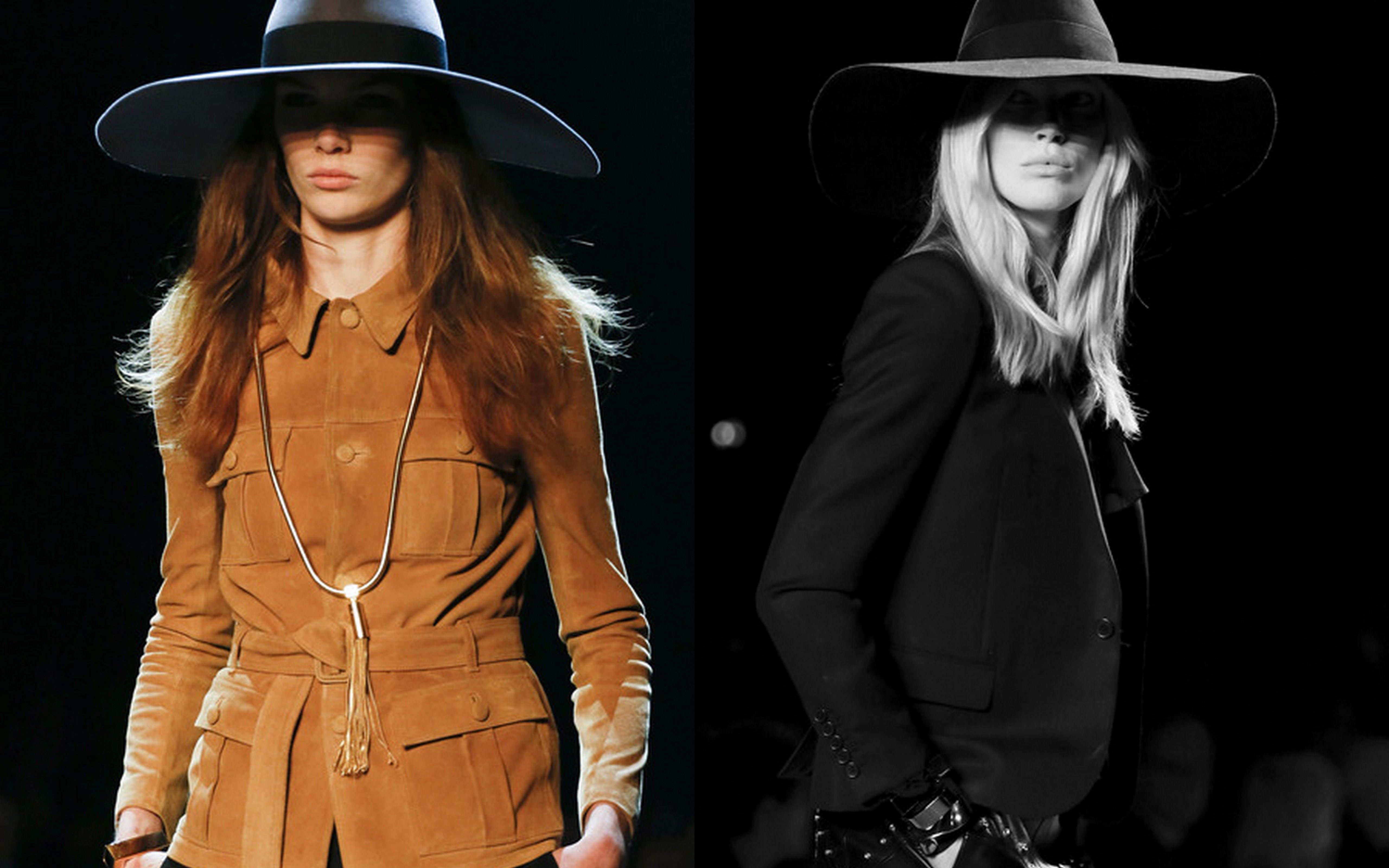 Yves Saint Laurent Paris Fashion Week