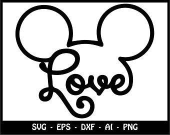 Download Mickey svg disney svg love svg friends svg Mickey ears svg ...