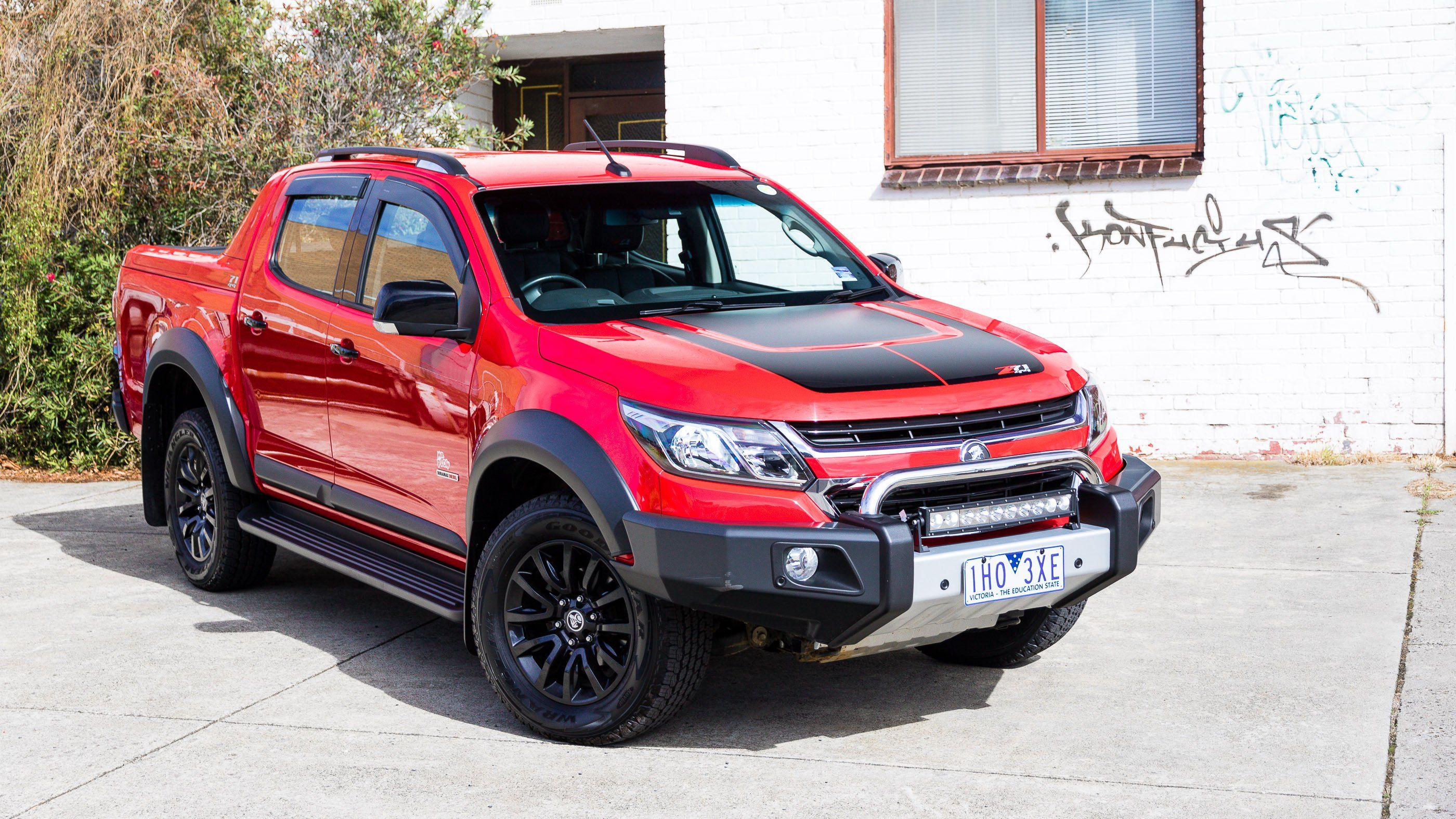 2017 Holden Colorado Z71 Review Long Term Report Two Holden