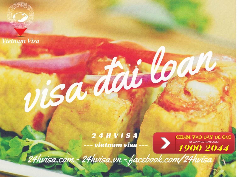 """http://24hvisa.vn/cung-visa-du-lich-dai-loan-kham-pha-thien-duong-am-thuc.html  Nếu có dự định du lịch sang Đài Loan, hãy liên hệ tới 24hvisa để có được dự hỗ trợ tốt nhất và có cơ hội """"khám phá"""" những món ăn độc đáo này.    Tổng đài tư vấn Visa: 1900 2044 Miền Nam: (08) 7106 0088 Miền Bắc: (04) 7106 0088 www.24hvisa.com/ www.facebook.com/... www.instagram/... www.slideshare.ne... www.youtube.com/... Email: cskh@24hvisa.vn"""