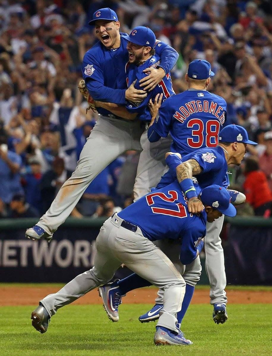 Pin by Sydney Nation on Kris bryant♥️ Chicago cubs world