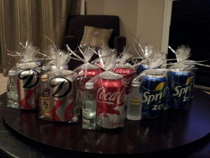 christmas party goodie bags for adults