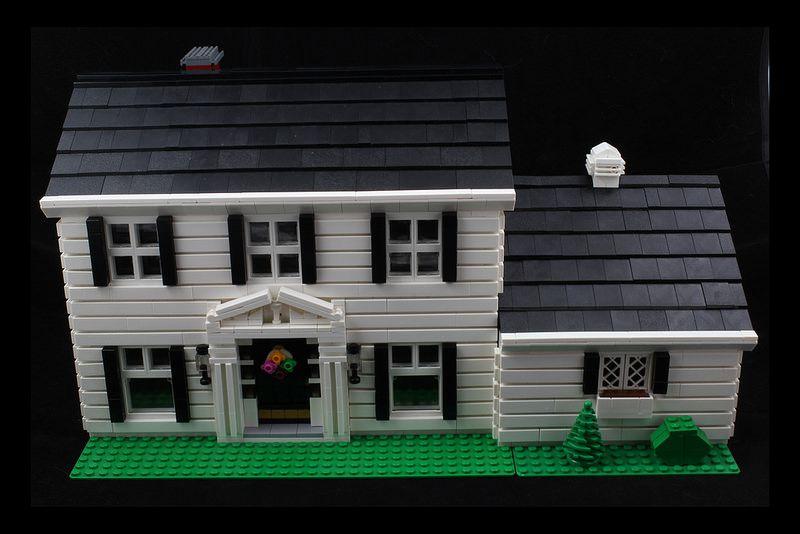 Lego Family House 3 Family Houses Legos And Legos