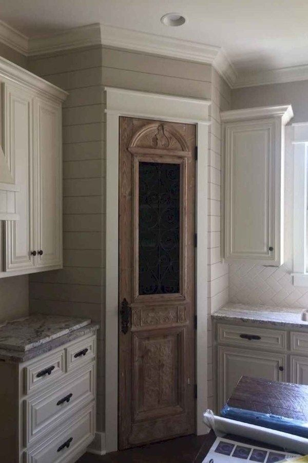 100 Elegant White Kitchen Cabinets Decor Ideas For Farmhouse Style Design - rDesignd.co