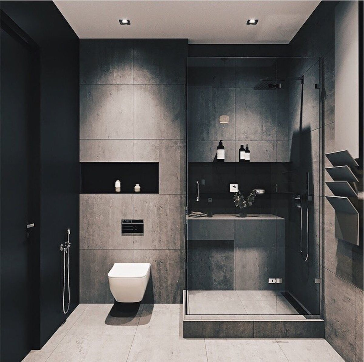 bathroom design modern inspiring house | Random Inspiration 336 | Bathroom, Bathroom design small ...