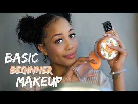how to apply makeup stepstep for beginners and black