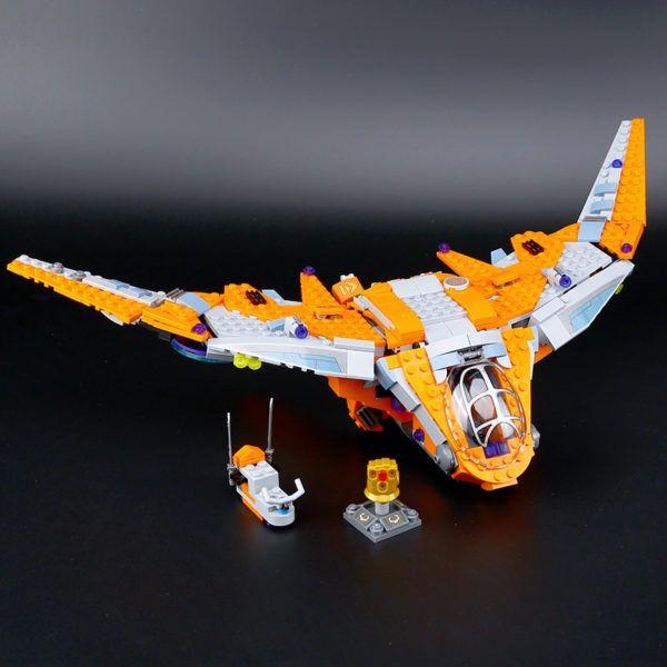 Lepin ThanosUltimate 76107Thanos 07103 Battle Lego oCBerdxW