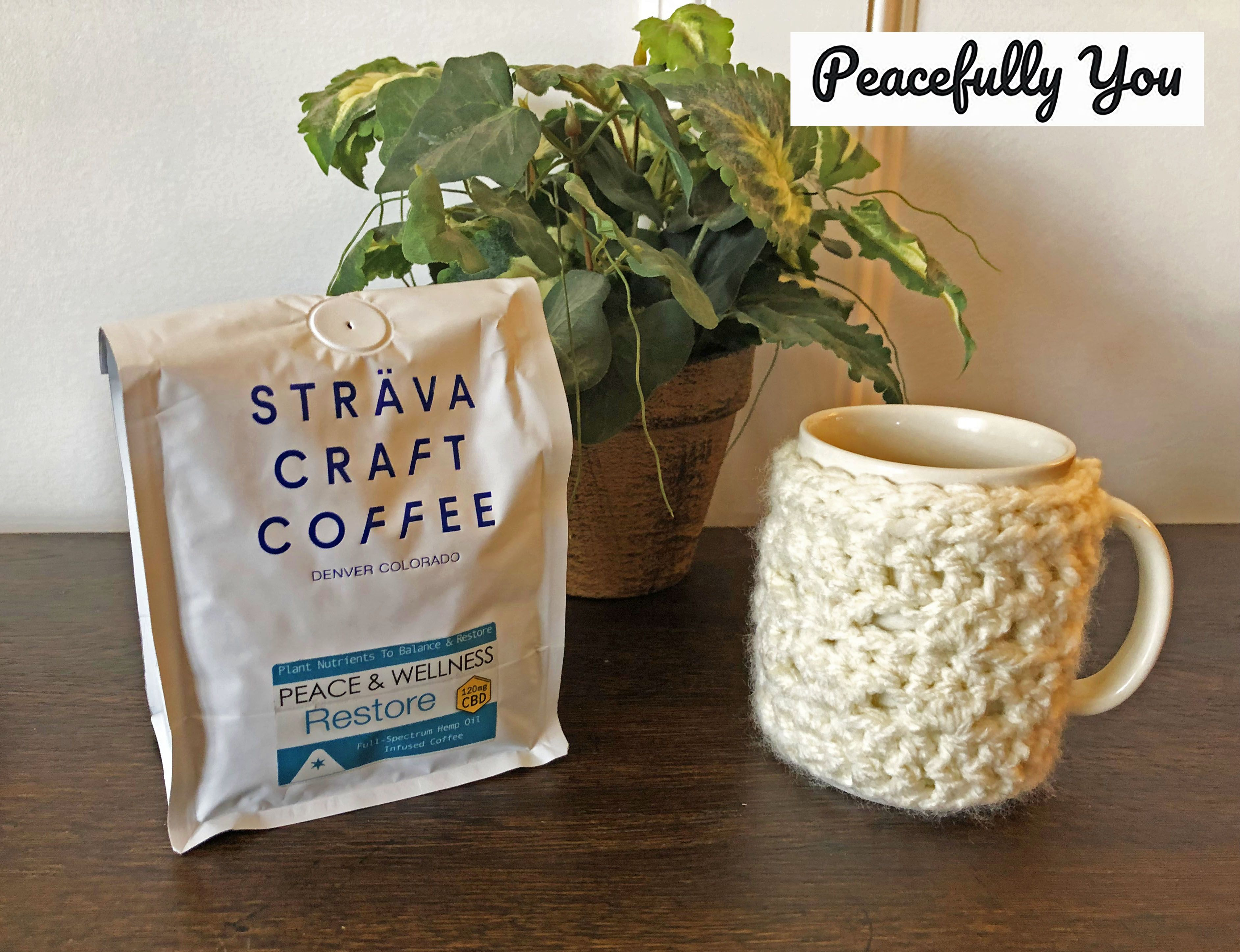 Enjoy A Cup Of Cbd Coffee From Peacefully You While Using One Of