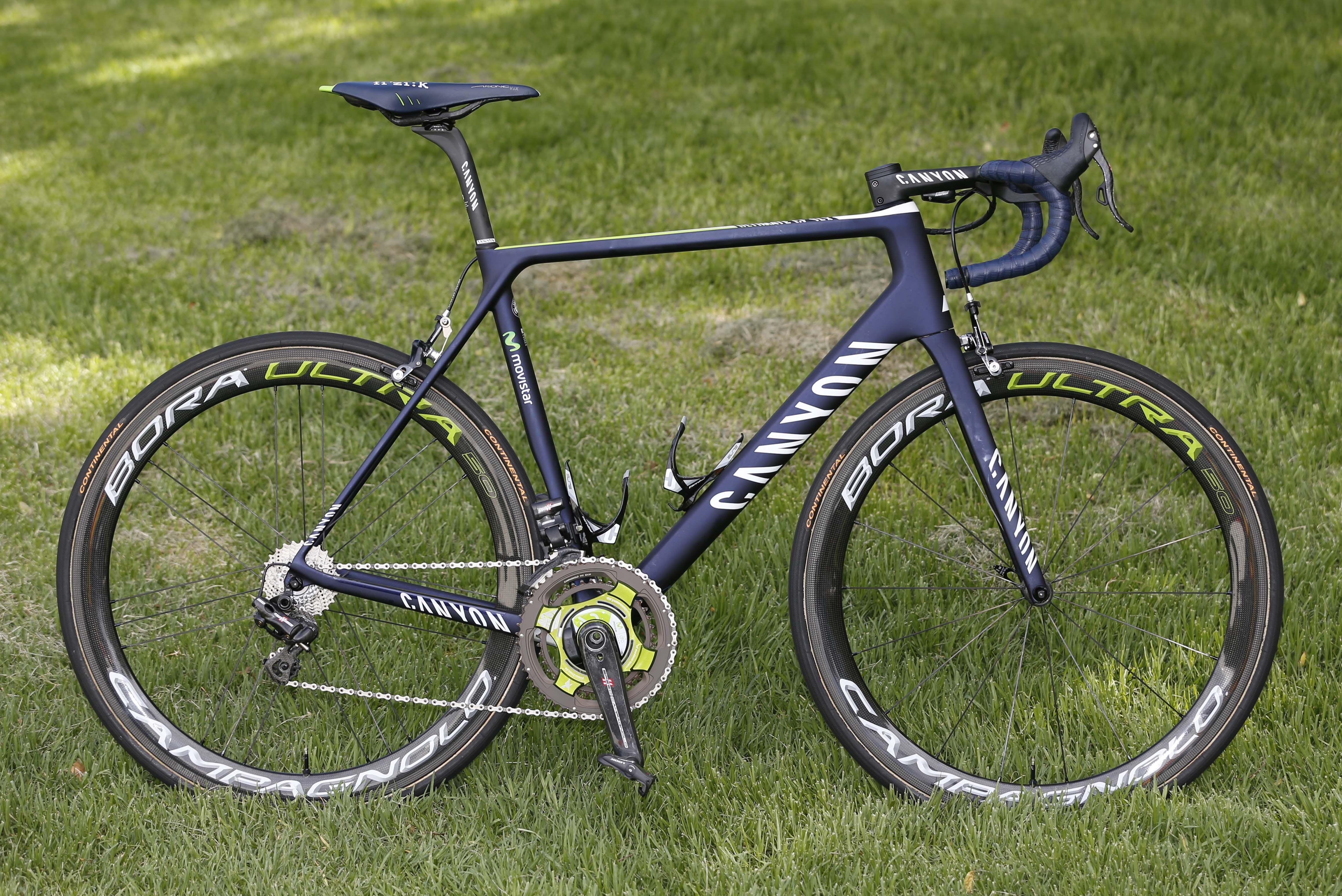 382024427e5 movistar canyon ultimate cf slx Canyon Ultimate, Cycling Bikes, Road Bikes, Cycling  Weekly