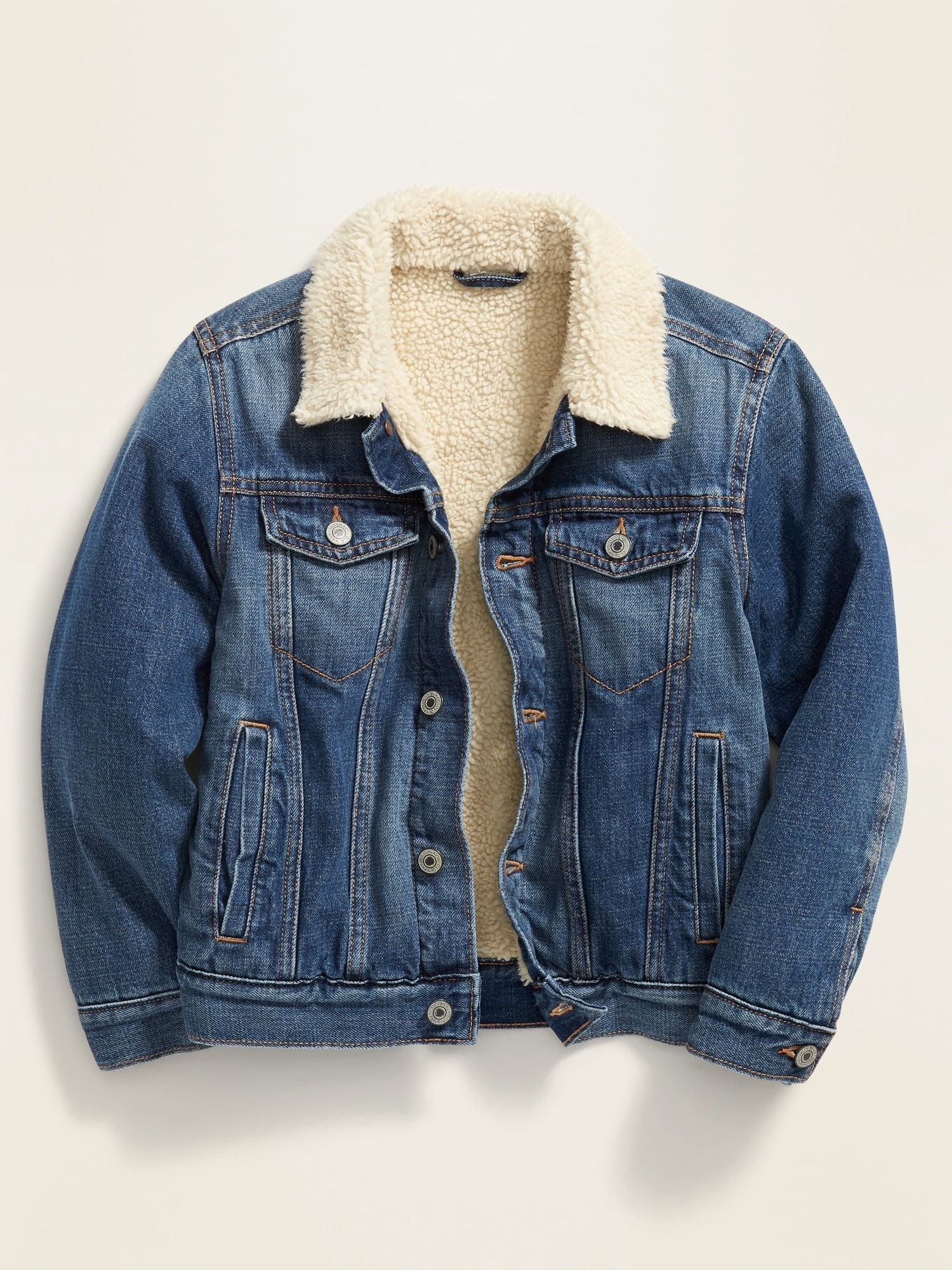 Sherpa Lined Jean Jacket For Boys In 2021 Lined Jeans Sherpa Lined Jean Jacket Boys Jean Jacket [ 2000 x 1500 Pixel ]