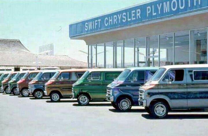 Misc 213 Custom Vans Vans Dodge Dealership