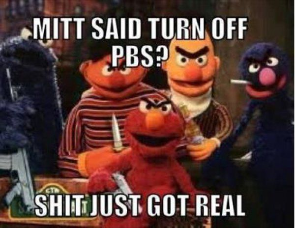 Sesame Street Fuck