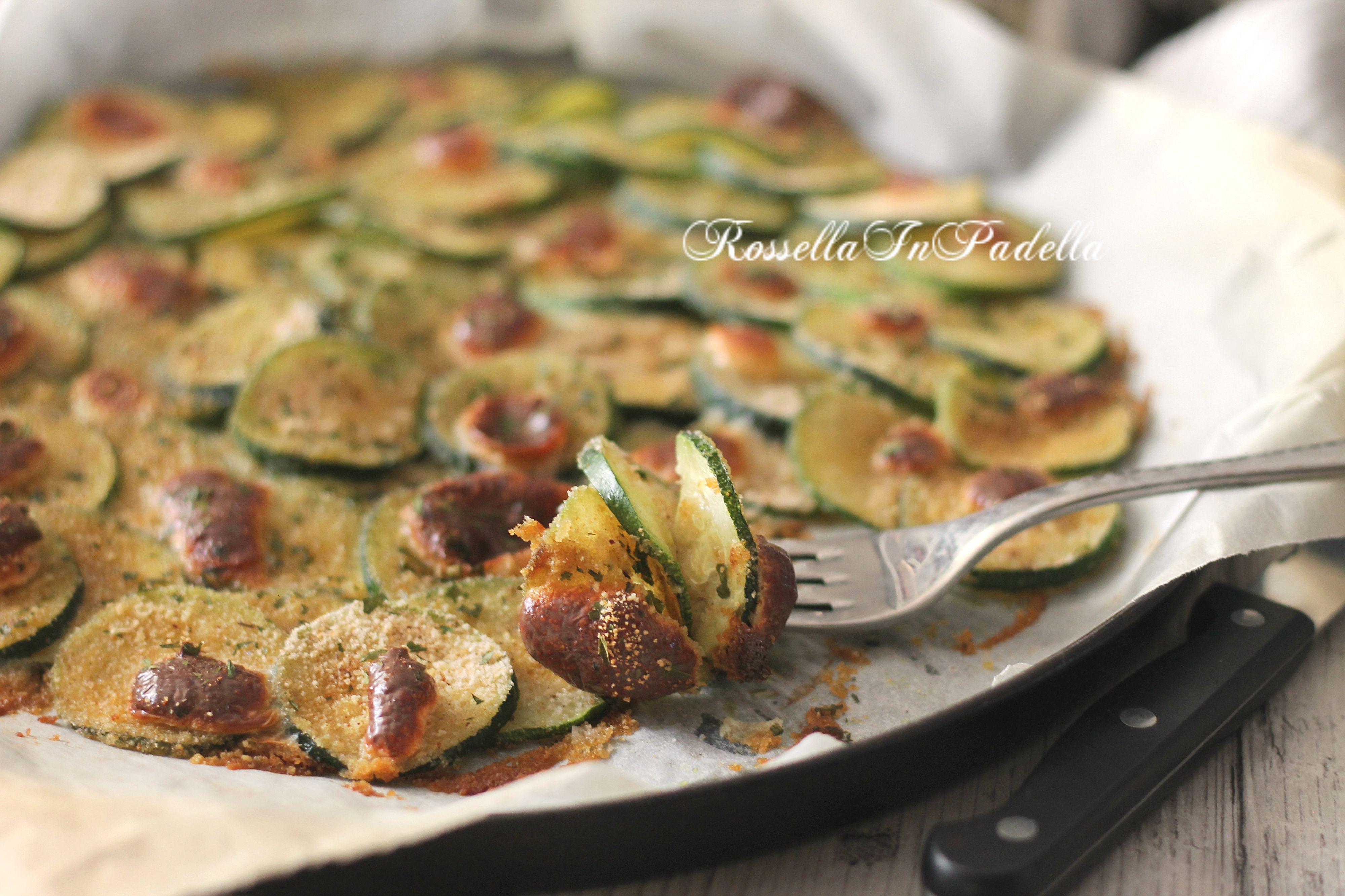 Diete Veloci E Facili : Zucchine saporite ricetta facile veloce e gustosa . contorni