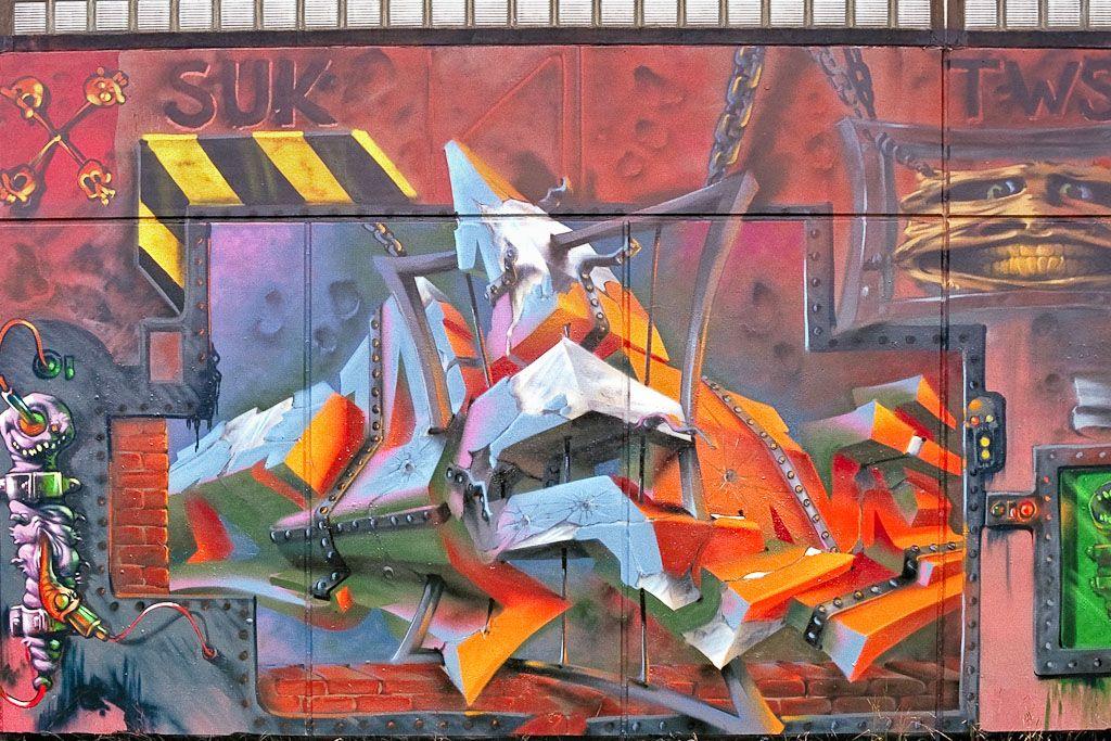 Estilos - ImageGallery | DAIM | graffiti arte