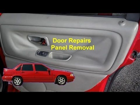 Volvo s70 v70 door panel removal door latch removal auto repair volvo operation manual instructions guide volvo operation manual service manual guide and maintenance manual guide on your products solutioingenieria Choice Image