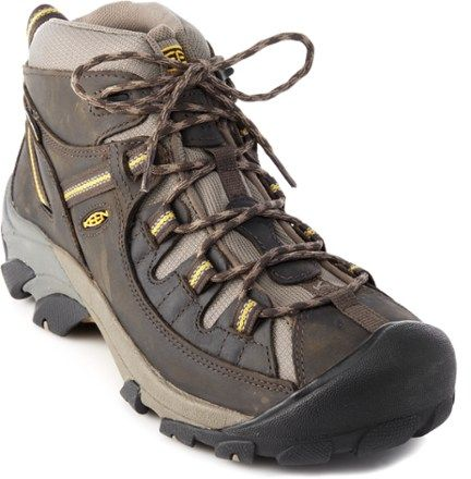 Keen Targhee Ii Mid Hiking Boots Men S Hiking Boots Boots