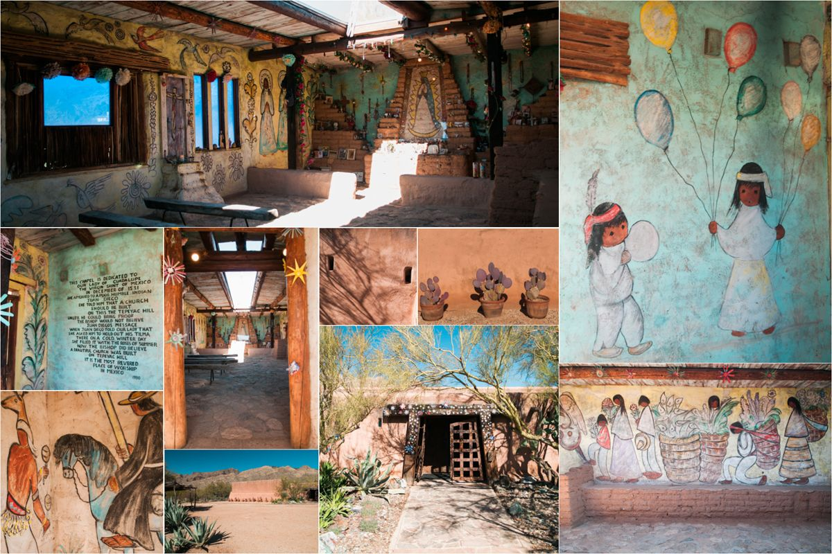 DeGrazia Gallery, Tucson, Arizona, hiking, travel