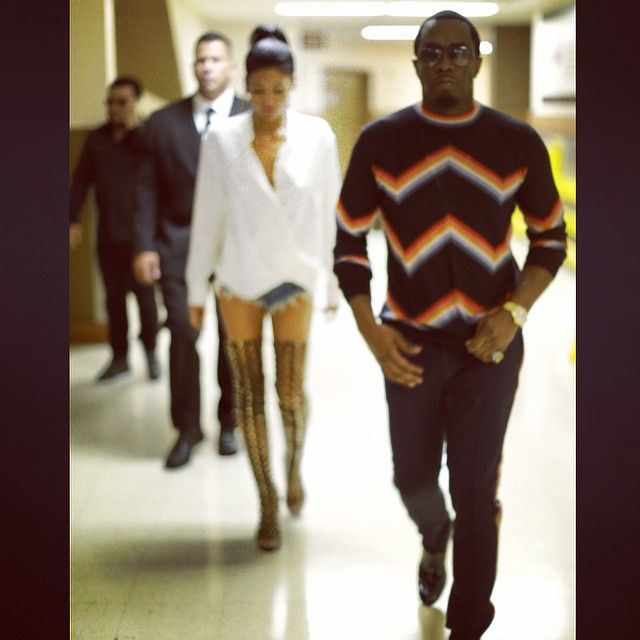 2 Cassie's Diddy Vegas Fight Instagram Jet DSquared2 Thigh ...
