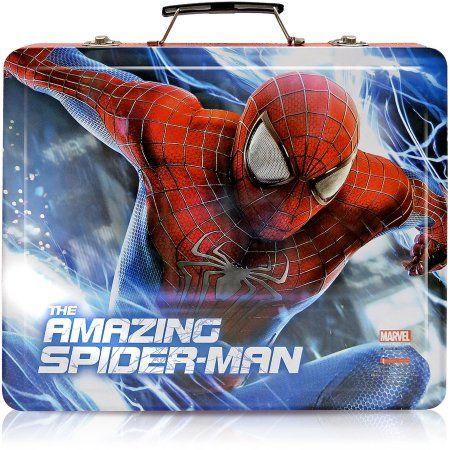 Spiderman Tin Walmart Com Spiderman Art Set Art Sets For Kids