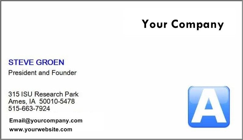 Libreoffice Business Card Template In 2020 Business Card Template Card Template Business Cards