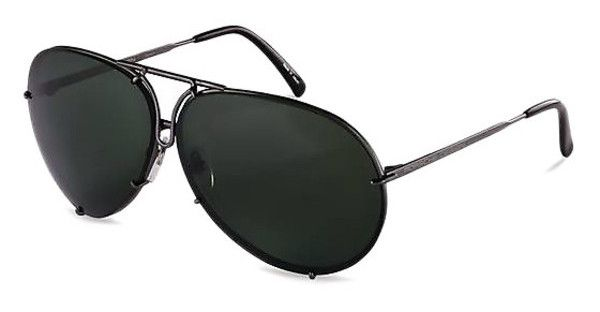 68e37a19292 Porsche Design P8478 C green + extra lens dark orange