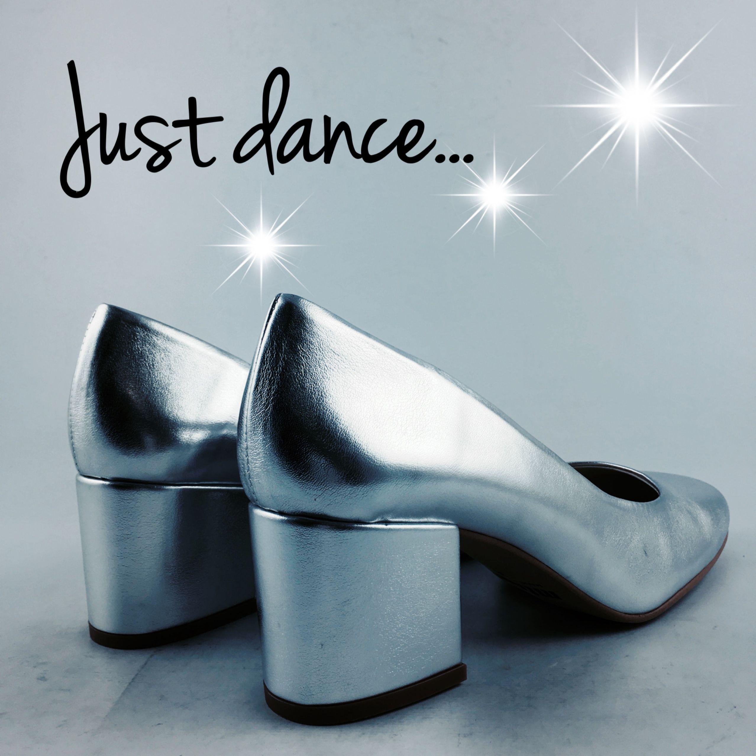 #Zapatos tacón metal Mustang. Just dance!