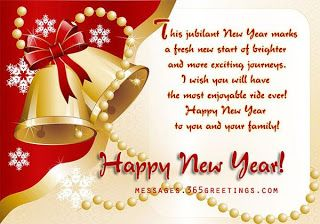 Happy New Year Message 25