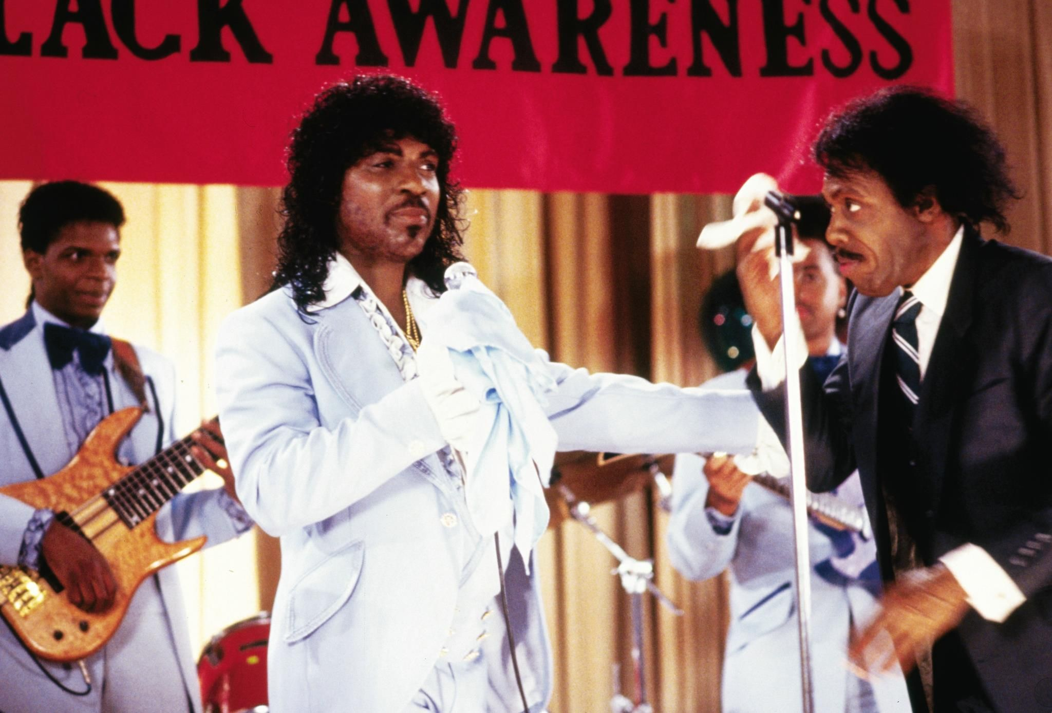 Randy Watson And Reverend Brown - Coming To America
