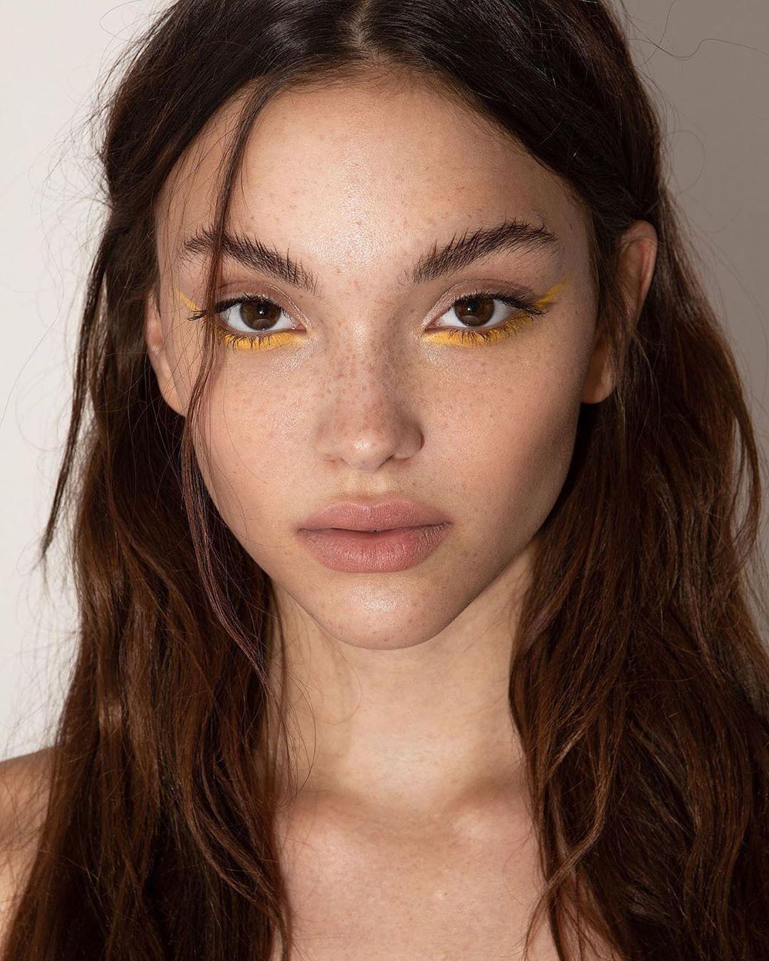 """Model Malay auf Instagram: """"Sie sagte: Sommersprossen Model: @kensnation Mua: @jennan … – Masken Tutorial Blog"""