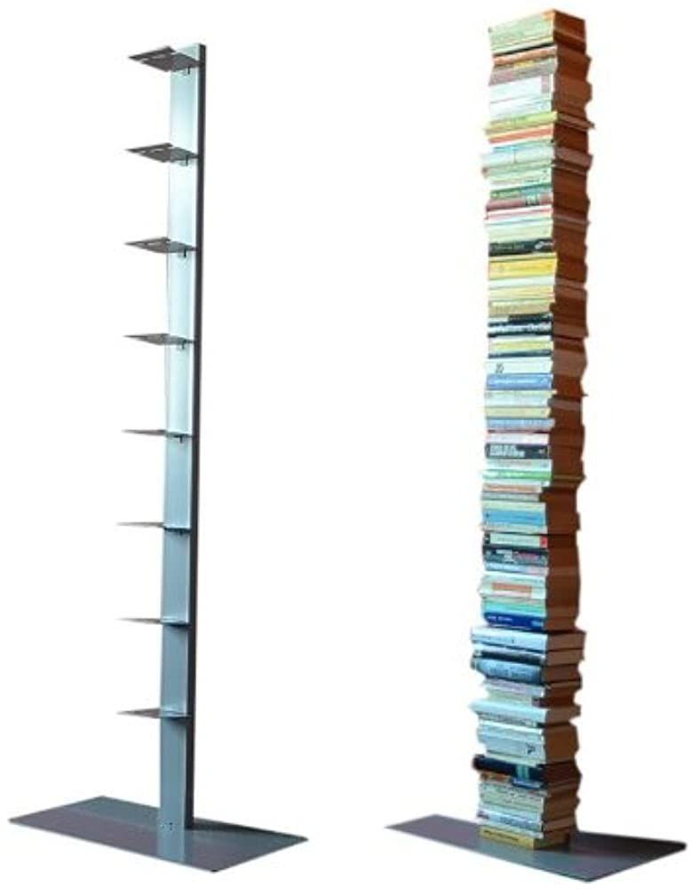 Radius Design Booksbaum Single Stand Gross Silber 3tlg Best Aus Halterung Fuss Einlegeboden W Geschenksachen Geschenkideen Mo In 2020 Halterung Einlegen Design