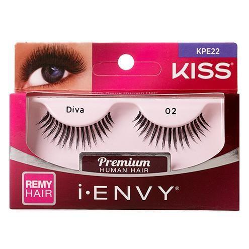 e29907f296e Kiss® i-Envy Diva 02 Lashes KPE22 | Products | Eyelashes, Lashes ...