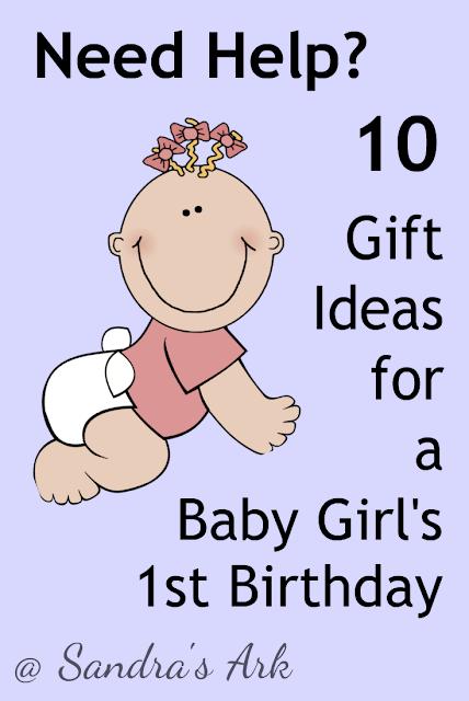 Sandras Ark 10 Gift Ideas For Baby Girls First Birthday