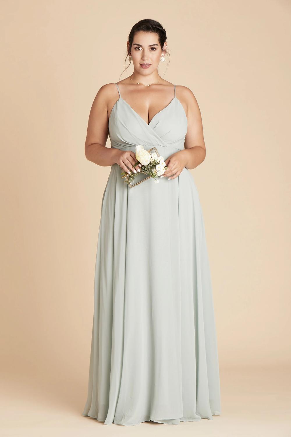 Kaia Dress Curve Sage In 2020 Bridesmaid Dresses Plus Size Bridesmaid Dresses Comfortable Bridesmaid Dress