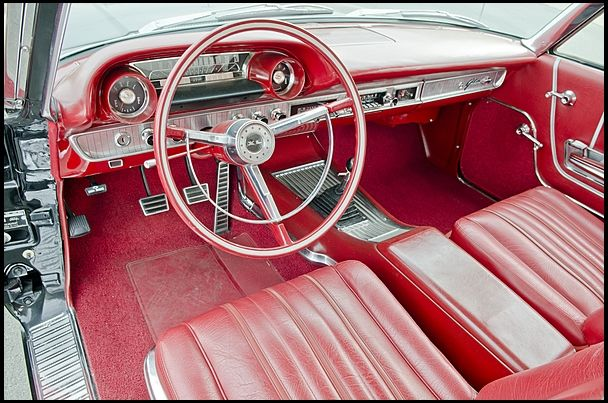 1963 ford galaxie 500 xl my girlfriend patti had this interior on her 63 hank the tank. Black Bedroom Furniture Sets. Home Design Ideas