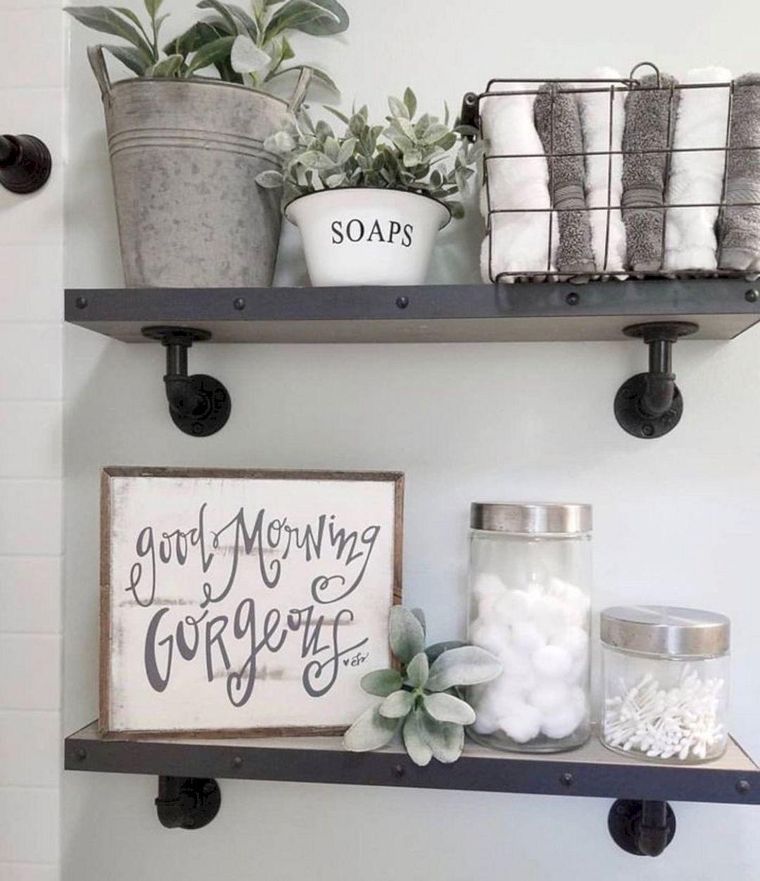 Photo of 10+ Unique DIY Bathroom Shelf Design Ideas You Must Try