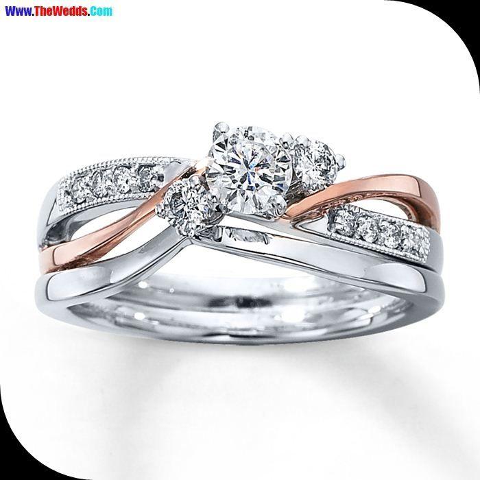 Kay Jewelers Wedding Rings Anillos De Compromiso Joyas Anillos De Boda