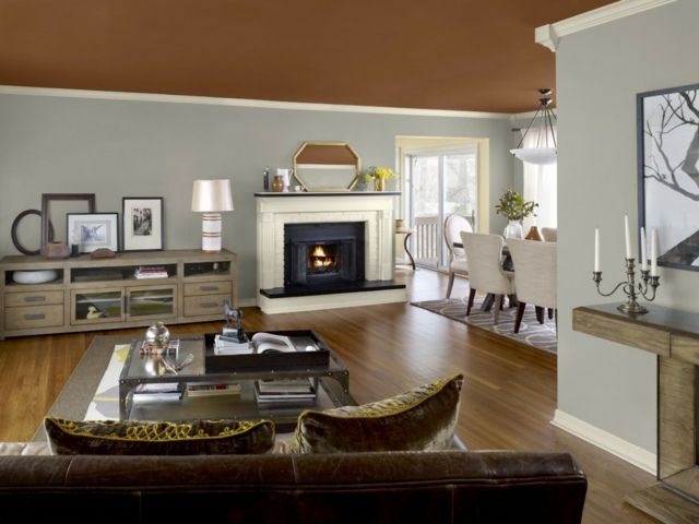 The Home Interior In This Trends In Interior Paint Colors 2014 Inspiration 2014 Dining Room Colors Review
