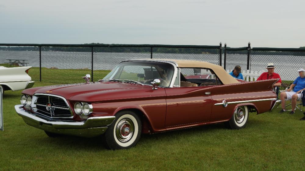 1960 Chrysler 300-F Convertible