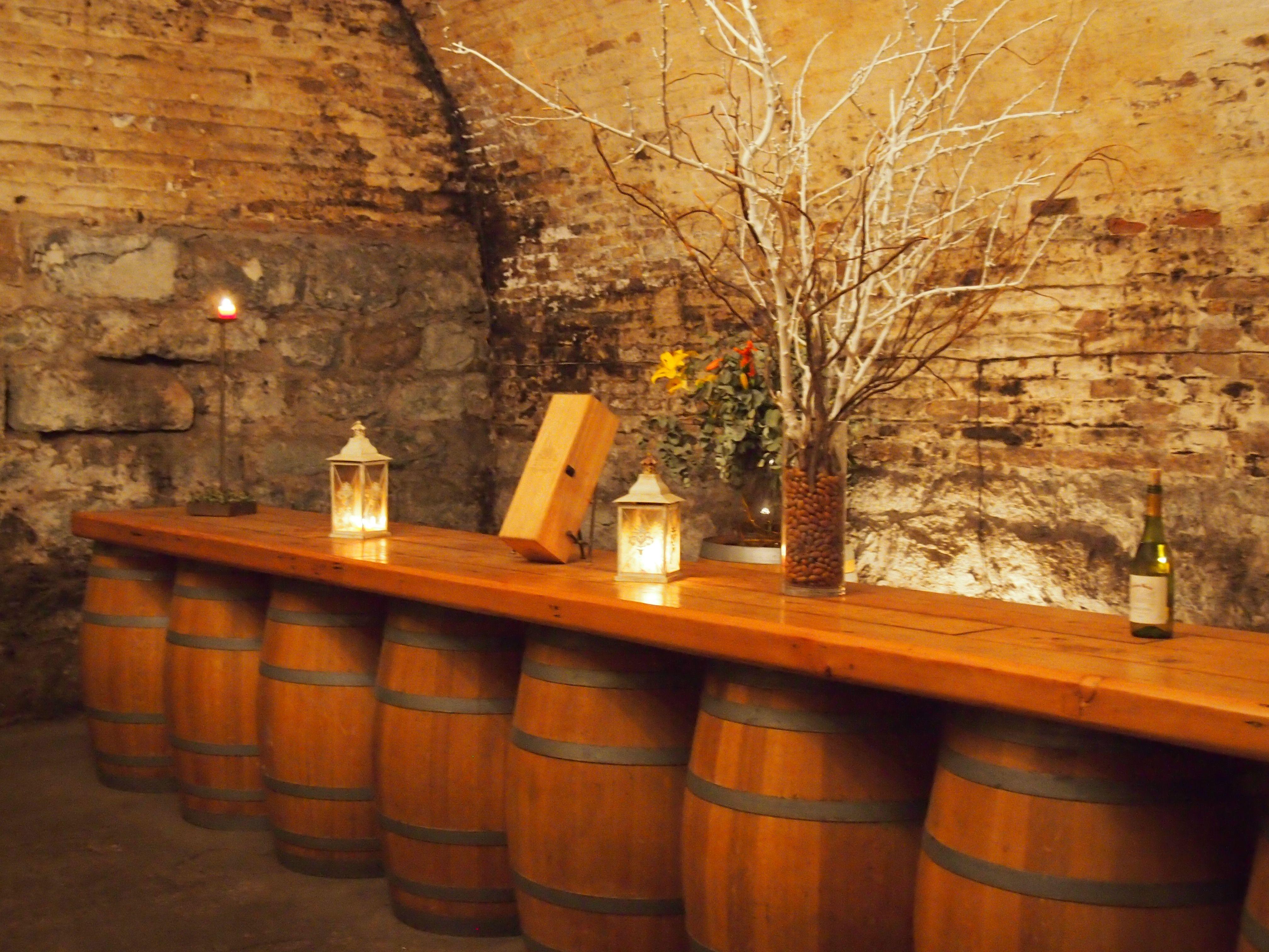 Wine Tasting Room Cusino Macul Vineyard Www