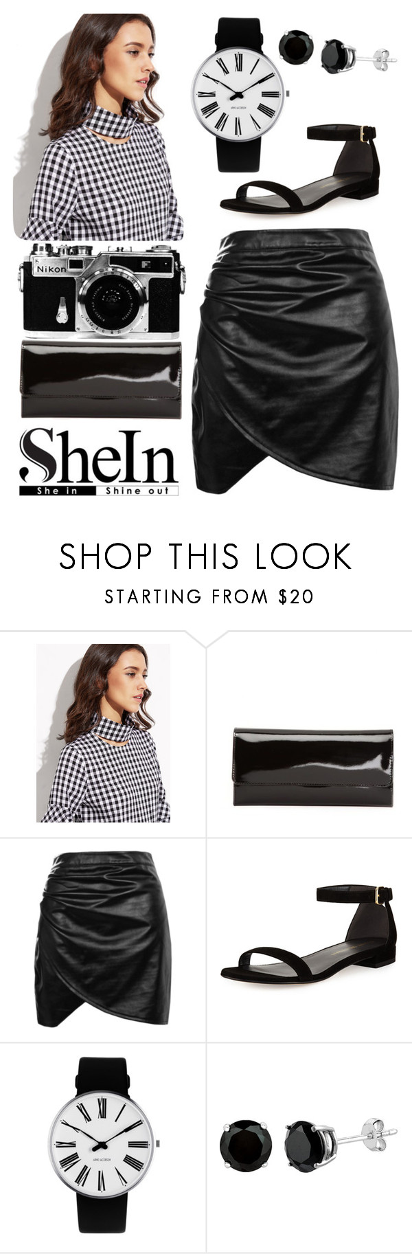 """Untitled #57"" by iheartevergreens on Polyvore featuring Nikon, P. Sherrod & Co., Boohoo, Stuart Weitzman and Rosendahl"