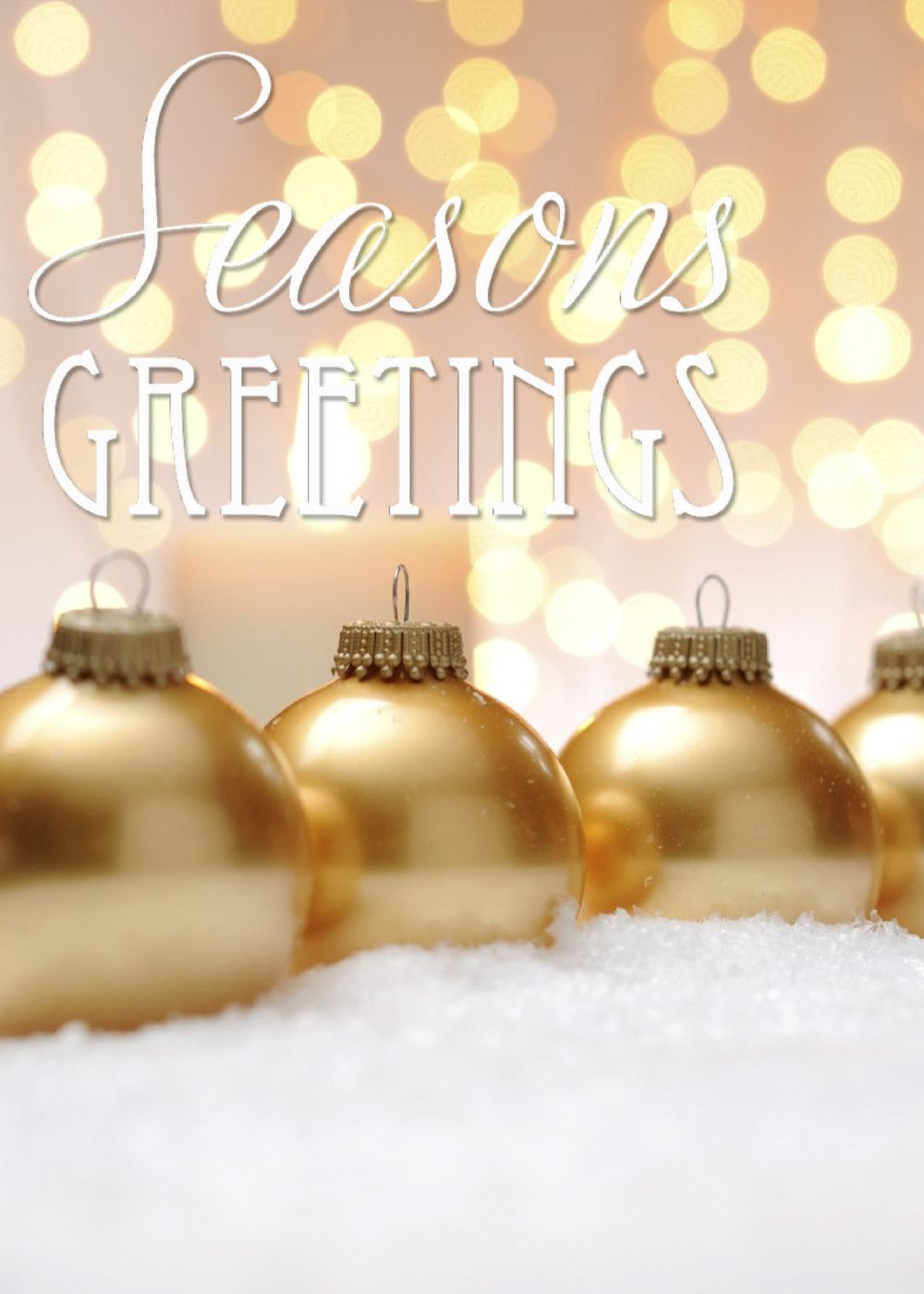 Send A Real Christmas Greeting Card In The Postal Mail For Less Than