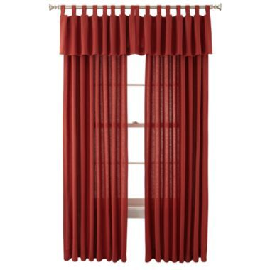 tab curtains