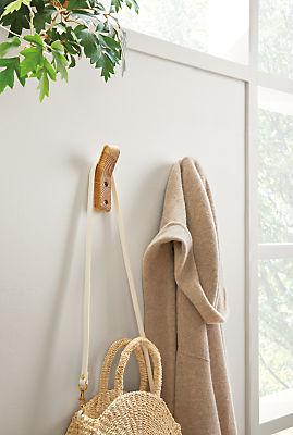 Gilmor Wall Hook Hooks Wall Organizers Modern Bath Furniture Modern Wall Hooks Wall Hooks Entryway Hooks