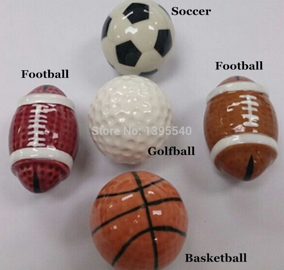 Rugby Ball Door Knobs | http://retrocomputinggeek.com | Pinterest ...